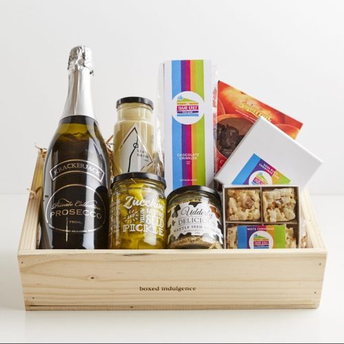 Festive Cheer Christmas Hamper Box - Boxed Indulgence
