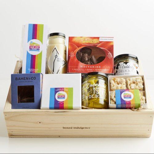 Gourmet Christmas Gift Hamper Box - Boxed Indulgence