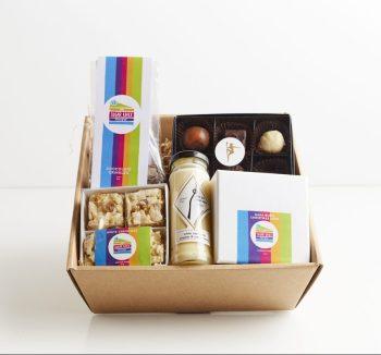 Taste of Christmas Gift Hamper Box - Boxed Indulgence