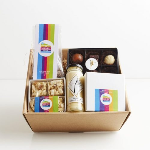 Taste of Christmas Gift Hamper Box - Boxed Indulgence