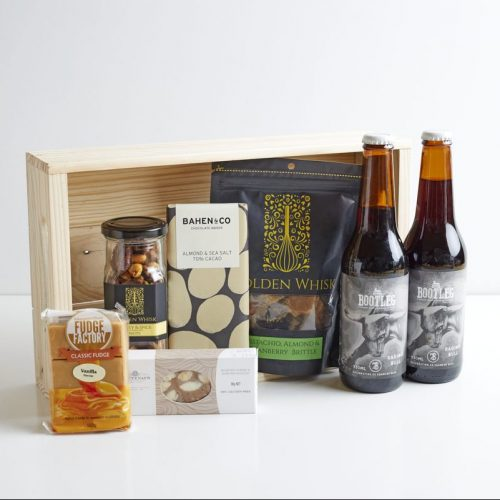 Three Bears Gift Hamper Box - Boxed Indulgence