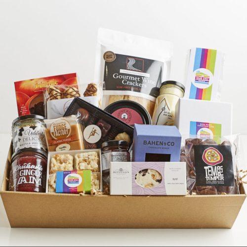 Ultimate Foodie Christmas Hamper - Boxed Indulgence