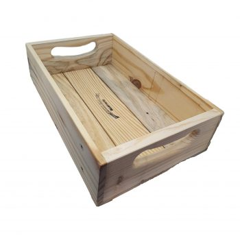 Wooden Tray Donnybrook Mens Shed - Boxed Indulgence