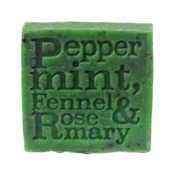 Corrynne's Peppermint, Fennel & Rosemary - Boxed Indulgence