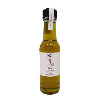 Cape Farm Shop Basil Oil - Boxed Indulgence