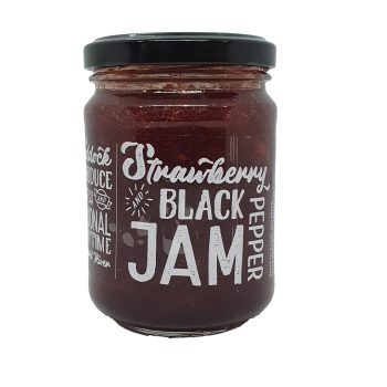 Paddock2Produce Strawberry Jam - Boxed Indulgence
