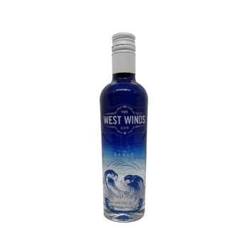 West Wind Gin Sabre - Boxed Indulgence
