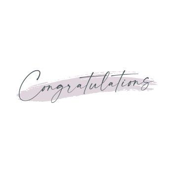 Congratulations Card - Boxed Indulgence