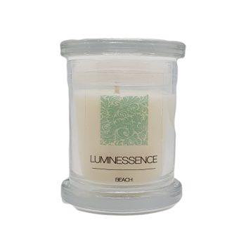 Luminessence Beach Candle Jar - Boxed Indulgence