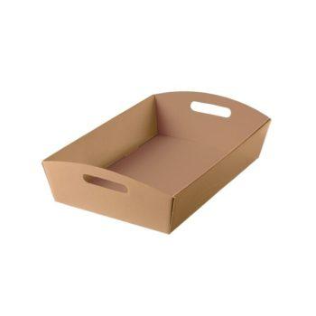 Breakfast Hamper Tray - Boxed Indulgence