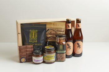 Festive Cheers Gift Box - Boxed Indulgence