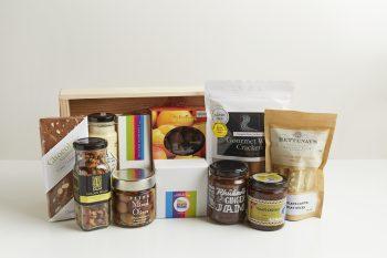Gourmet Christmas Share Gift Box - Boxed Indulgence