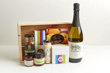 Sparkling Christmas Gift Box - Boxed Indulgence